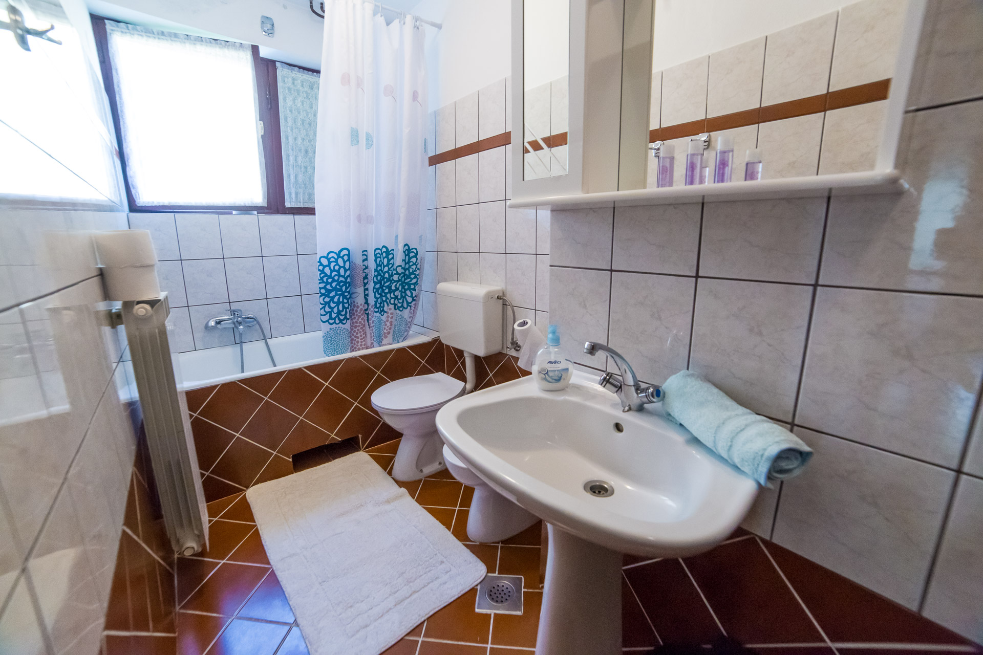 apartment aquamarine porec bathroom with bathtube.jpg