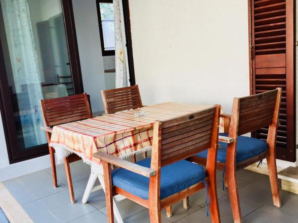 terrace groundfloor apartment Ruzmarin Porec.jpg
